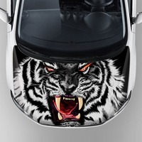 High Quality Car Accessories Car Wrap Vinyl Sticker For Hood Bonnet Made In 3M Material