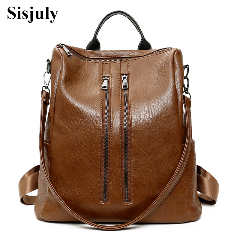 Women Backpacks For Teenage Girls Small Leather Feminine Backpack Female Schoolbags Mini School Bags Bagpack Sac A Dos Back Pack fashion women backpack black soft leather backpacks female school shoulder bags for teenage girls travel back pack sac a dos
