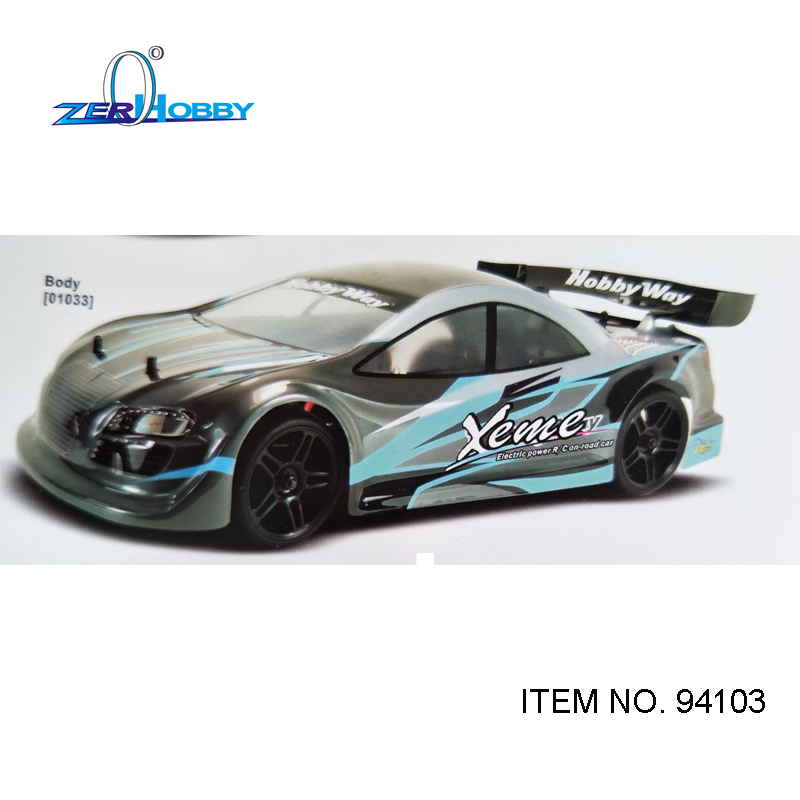 HSP RACNG RC CAR 94103 XEME 1 10 SCALE ELECTRIC POWER 4WD ON ROAD REMOTE CONTROL