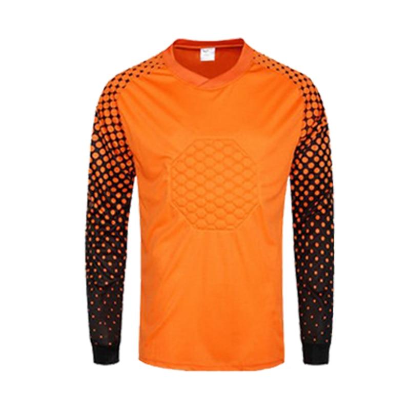 2016 Sporting 2017 jerseys goleiro camisa de manga longa tailândia jerseys  goleiro esponja personalizado goleiro de futebol camisa de treinamento em  Camisas ... 6318b8fb2e108