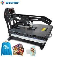 Wtsfwf 38*38CM Touch Screen Automatic Open Heat Press Machine Drawer Design