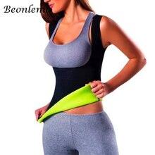 Modeling Strap Waist Trainer Corsets for Sweat Vest Neoprene Top Body Shaper Slimming Belly Sheath Shapewear Strap Sauna suit