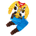 Pyjamas for baby Boys Girls Pajamas Children Sleepwear Pijamas Sets Clothing Toddler Costume cartoon Cotton