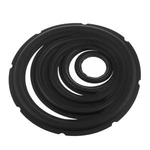 "Image 2 - 3 10"" Universal High Quality Speaker Surround Repair Foam Woofer Edge Replacement Foam Rubber"