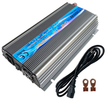 цена на 1000W 1300W  Grid Tie Inverter MPPT Function Pure Sine Wave 110V Or 230V Output 60 72 CELLS Panel Input On Grid Tie Inverter