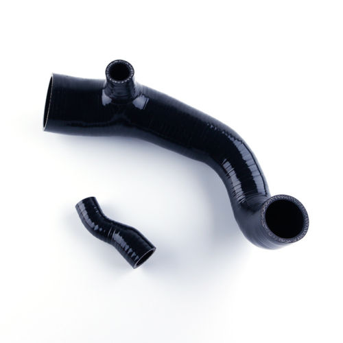 For MINI COOPER S R56 R57 07-12 Black Air Intake Boost Silicone Inlet Hose