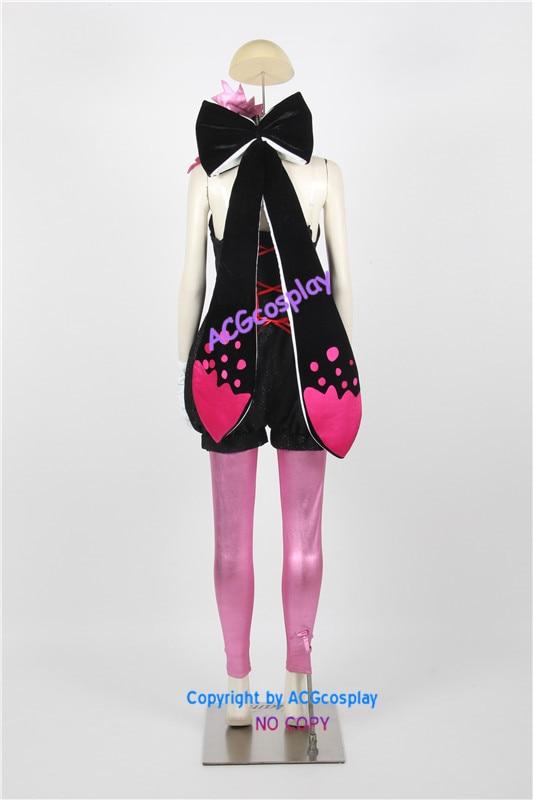Splatoon Marie Cosplay Costume include headwear