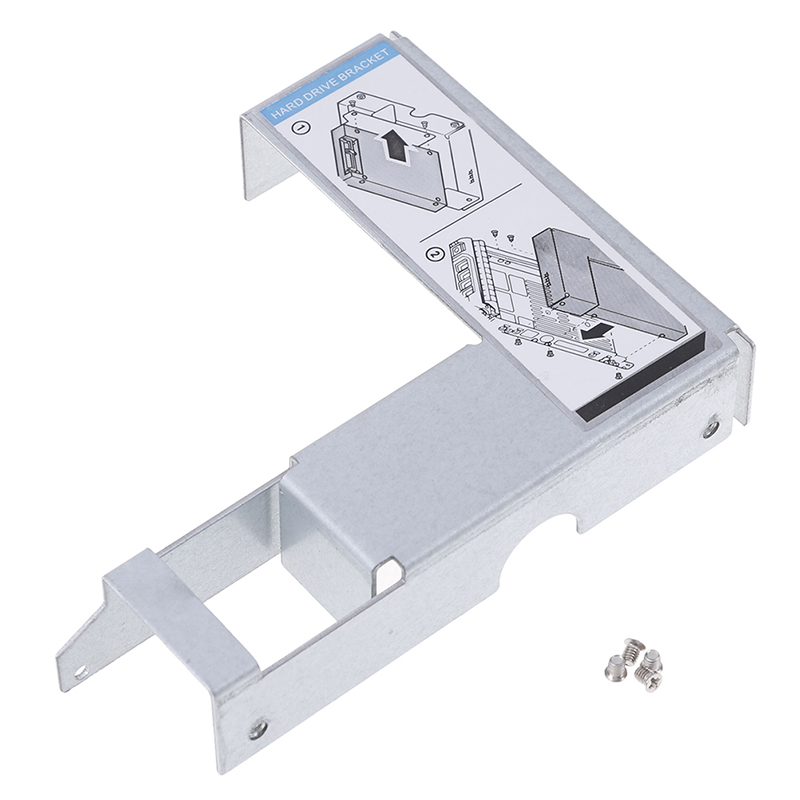 "3.5/"" to 2.5/"" adapter tray caddy for dell R710 R410 R510 R720 R730 /_DM"