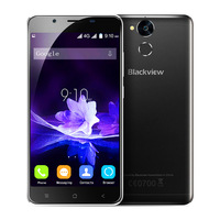 Оригинал Blackview P2 смартфон mtk6750t восемь ядер 4 ГБ Оперативная память 64 ГБ Встроенная память Android телефона 13MP Dual SIM 5,5 дюймов сотовый телефон
