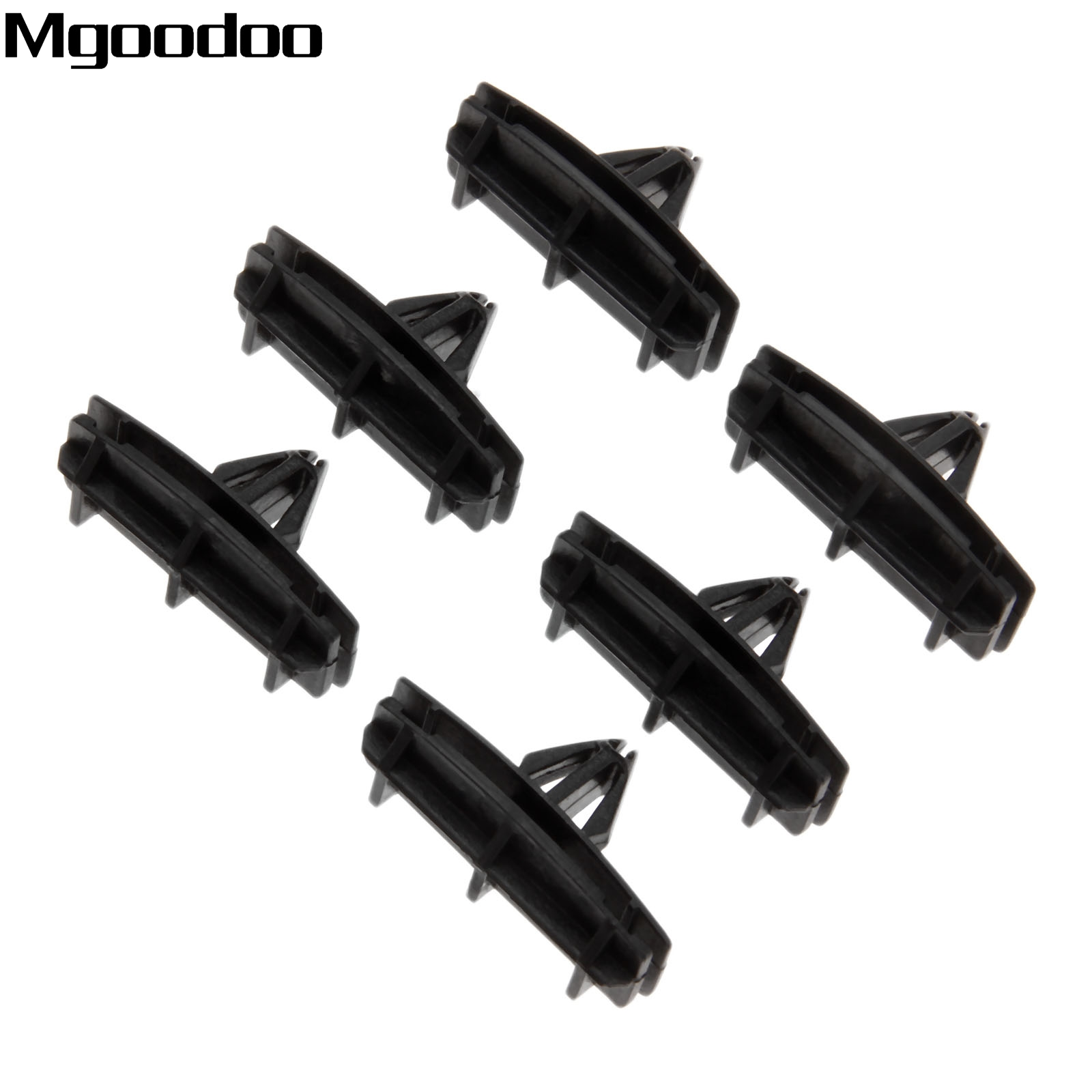 25pcs Door Fender Moulding Clips 68039280-AA For Jeep Wrangler Unlimited JK