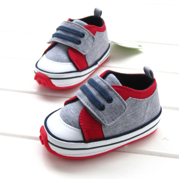 2017 Spring TOTAL Baby Shoes Solid Sole Outdoor Toddler Shoes Little Kids Boy Casual Shoes For 1-2 Years Boy