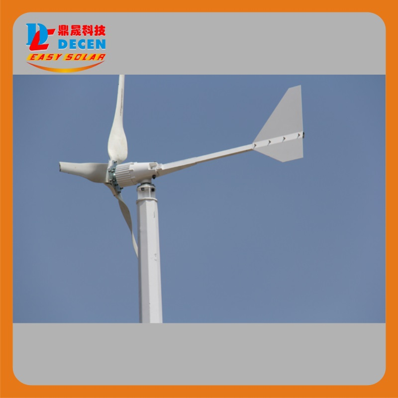 MAYLAR@15years Life Time,3pcs/5pcs Blades, Start Wind Speed 3m/s 1000W Wind Generator maylar 15 years life time 1000w wind generator dolphin 5pcs blades wind turbine start wind speed 3m s