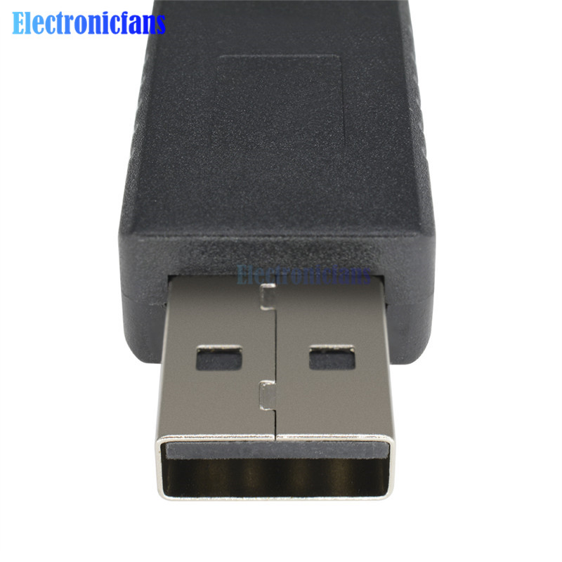 Usb dc 5v to dc 12v step up cable module converter 2.1x5.5mm male connector RS
