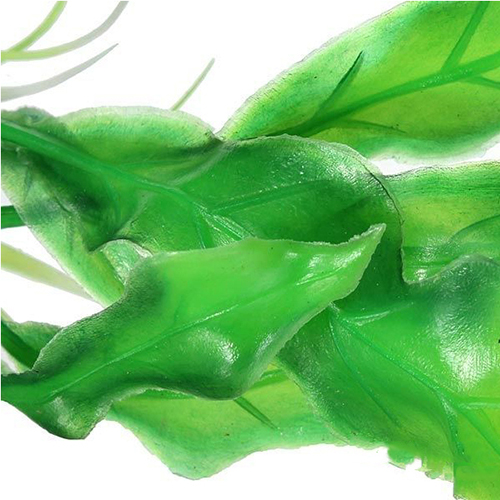 2015 New Green Artificial Plastic Grass Fish Tank Ornament Water Plant Aquarium Decor Christmas Gift