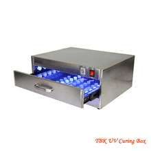 TBK New 84LED UV Curing Lamps Ultraviolet Box Furnace Glue Dryer for LCD Screen Renovation