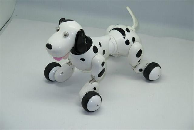 2.4G sans fil télécommande robot intelligent robot chien bébé jouet tamagochi oyuncak brinquedos perros patrulha canina Enfants Jouets