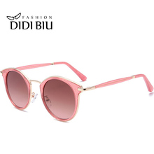 DIDI 2017 Gato Transparente óculos de Sol Das Mulheres Dos Homens Da Marca  Italiana Shades Oval Limpar Óculos de Lente Moldura d. 7c6bedffdb