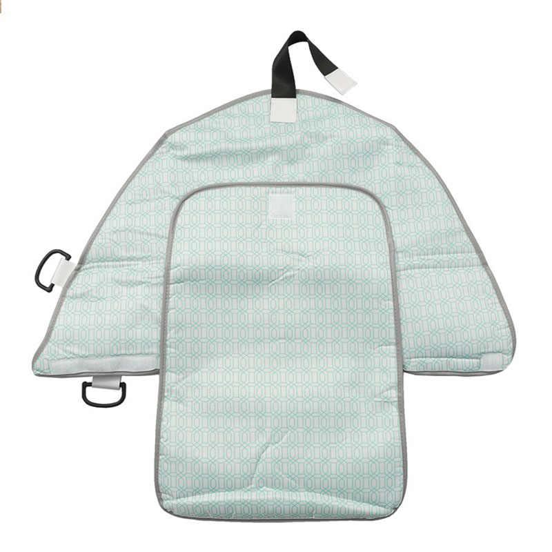 Bebé cambio de almohadilla de pañal plegable impermeable importa pad cambiar urinario almohadilla mojada almohadilla de pañal fuera portátil cinturón barrera cambio de pañal mat