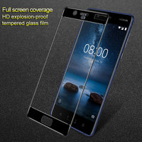 Screen Protector For Nokia 8 Tempered Glass Imak Full Screen Cover Protective Glass For Nokia 8