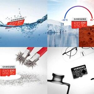 Image 3 - Thẻ Nhớ Samsung Micro SD Evo Plus 512GB SDHC SDXC Cấp Class10 C10 UHS 1 Thẻ TF Trans Flash 4K Nhớ MicroSD