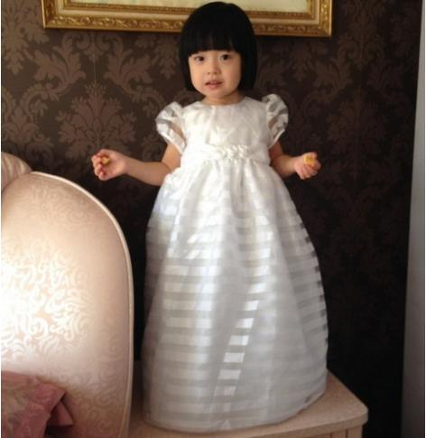 Aliexpress.com : Buy HELLO BABY Newborn baby girl baptism dresses ...