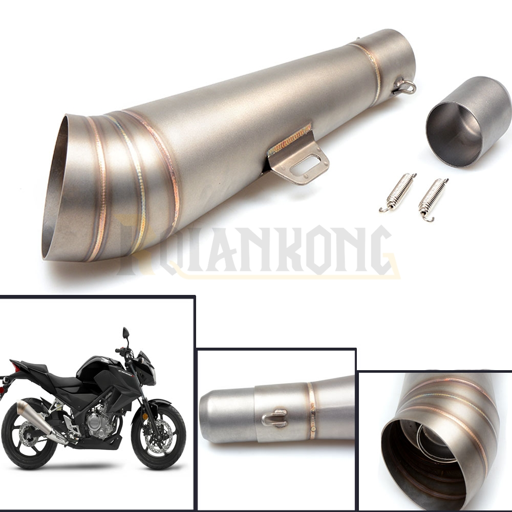 motorcycle Stainless steel universal accessories exhaust pipe For yamaha r1 r3 r6 yzf1 yzf6 xj6 xjr1300 mt 07 09 yzf 07 09 6mm motorcycle accessories swingarm spools slider stand bobbin bolts for yamaha t max 530 500 yzf r1 yzf r6 xjr 1300 xj6 mt 09
