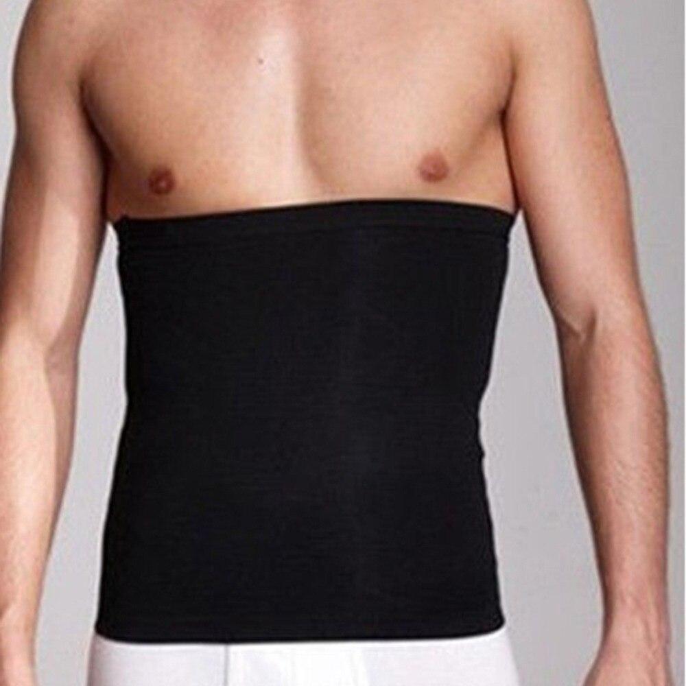NEW Sexy Mens Healthy slimming Body Abdomen Shaper Belt Burn Fat Underwear Lose weight