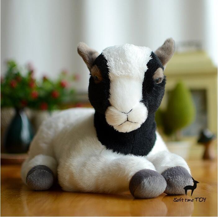Sofe Enfants Jouets Présent La Vraie Vie Prairies Moutons Poupée Jouet En Peluche Bonne Qualité Magasins de Cadeaux