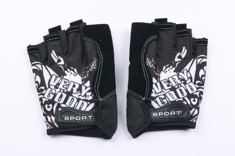 Half Finger Gym Fitness Sports Gloves
