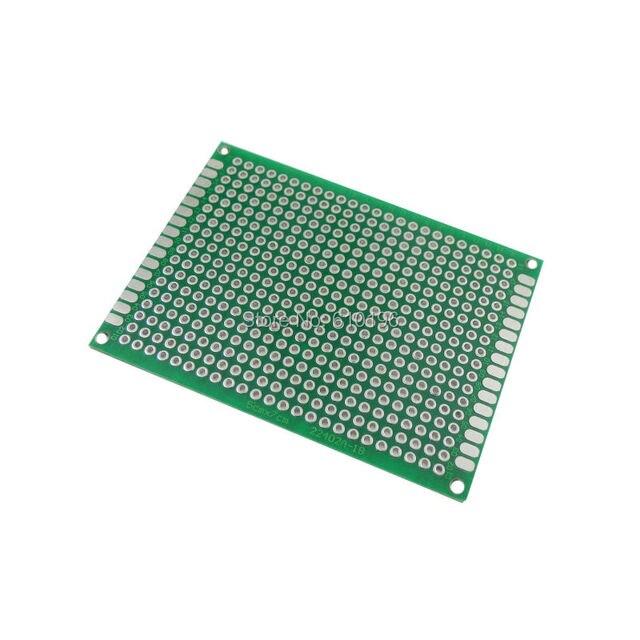 20pcs. 5×7 4×6 3×7 2×8 CM Double Side Copper Prototype PCB Universal Board Experimental Development Plate