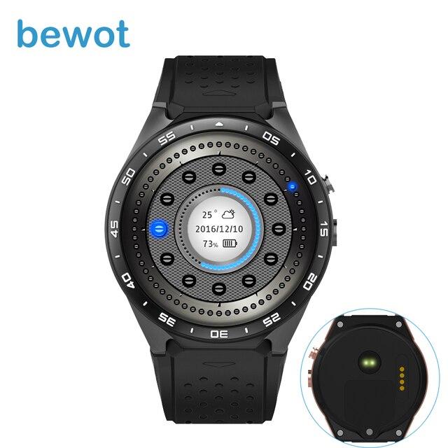 "2016 Спорт Smart watch Phone KW88 Наручные Bluetooth1.39 ""AMOLED Дисплей Android 5.1 O/S, как Хуа вэй Часы для Android и IOS"