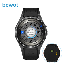 2016 Sports Smart watch Phone KW88 Wristwatch Bluetooth1.39″ AMOLED Display Android 5.1 O/S as Hua wei Watch for Android & IOS