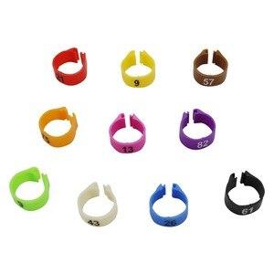 NO.1-100 Digital mark ring 10