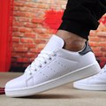 New spring and autumn male Ms. couple shoes student shoes star with Smith leading the fashion trend size 36-44