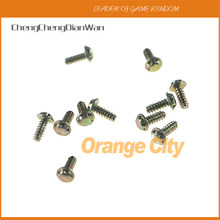3.8mm Security Screws For NES SNES Nintendo 64 N64 Game Boy GB Cartridges Torx Screw 100pcs/lot