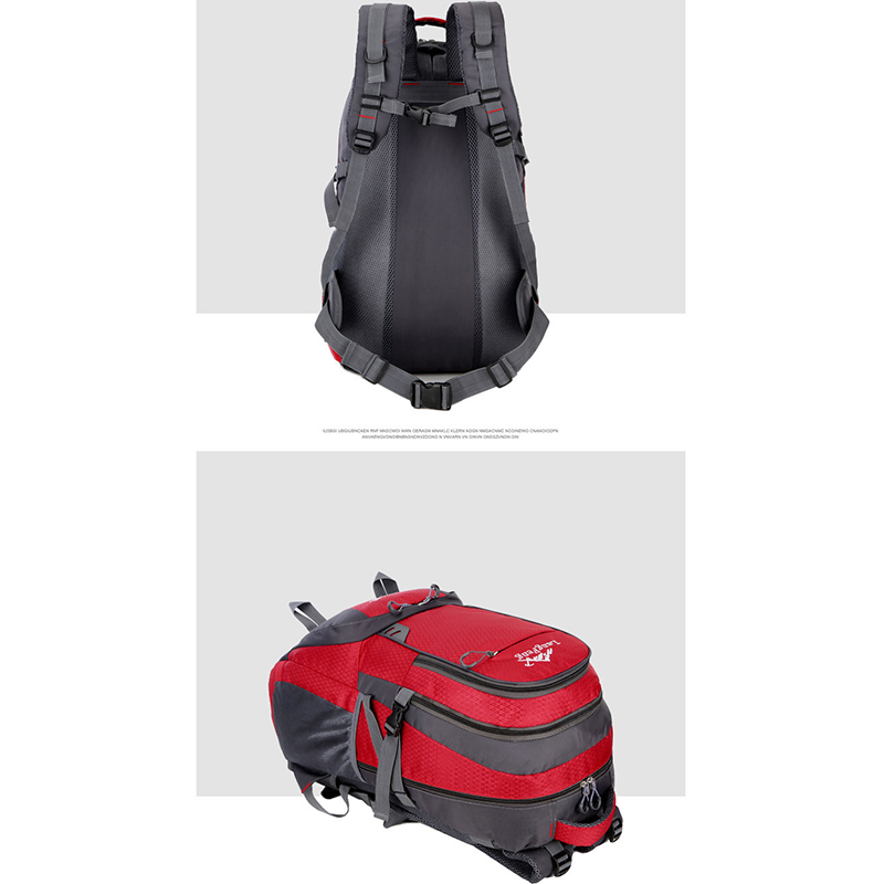 Image 4 - Male 65L unisex Waterproof backpack travel sports bags pack bag 
