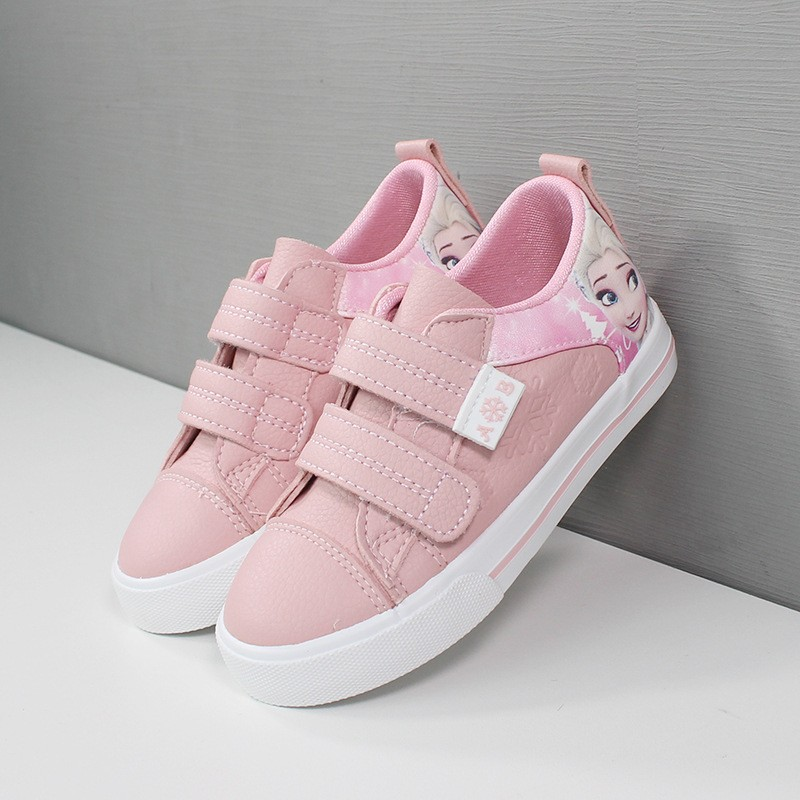 Sneakers Kids Shoes Toddler Cartoon Breathab Girl Fashion Children for Spring