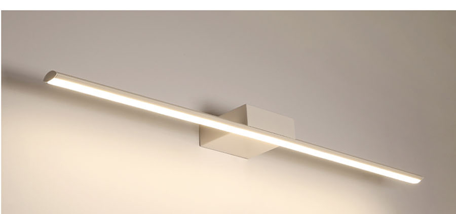 Simple LED Wall Lamp Variations