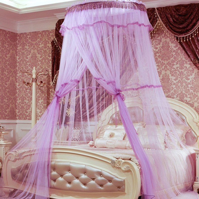 canopy bed curtains promotion-shop for promotional canopy bed