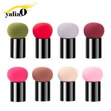 купить YALIAO Mushroom Shape Cosmetic Puff Powder Puff Smooth Women's Makeup Foundation Sponge Wet And Dry Dual-Use Make Up Tools дешево