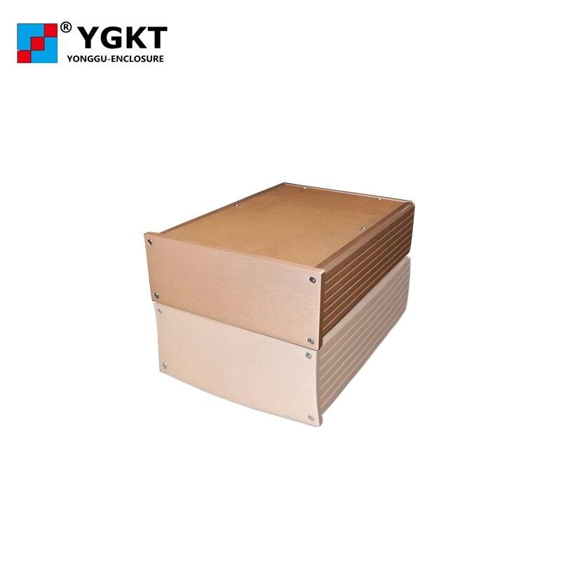 180*67-250mm (W-H-L) 1.5u en aluminium amplificateur châssis cas en aluminium amplificateur boîtier
