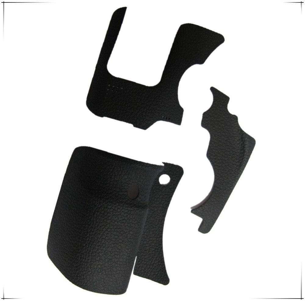 Novo corpo original de borracha capa dianteira e capa traseira borracha para canon eos 6d 6d peças reposição reparo