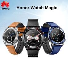 Oryginalny Huawei Honor zegarek magia Smart Watch z monitorem pracy serca Huawei FIT Honor S2 inteligentny pasek sportowy z GPS tanie tanio Hiszpański Włoski Francuski Niemiecki Rosyjski Angielski Portugalski Passometer Chronograph Uśpienia tracker Budzik Naciśnij wiadomość
