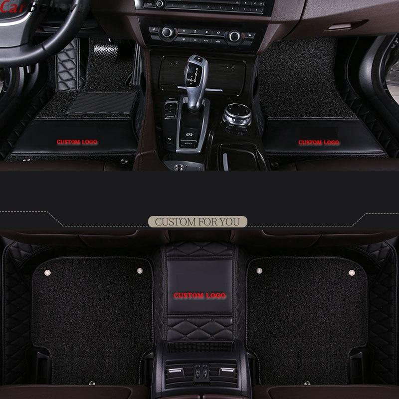 Car Believe car floor mats For dodge ram 1500 accessories journey 2009 Caliber Avenger Challenger Charger carpet rug
