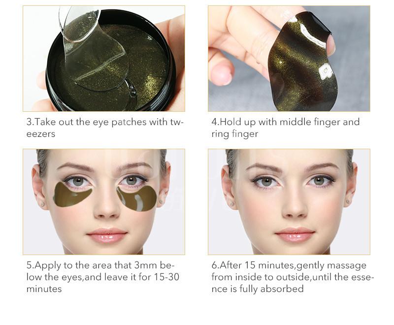 sacos sob o tratamento de olhos uk