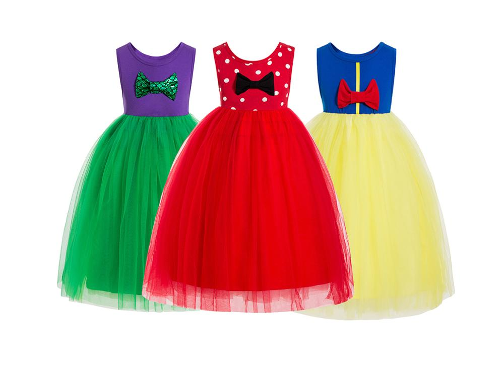 bell Ruffle Top Birthday Outfit Outfit Birthday Outfit Outfit  birthday tutu dress Flower Girls' Dresses kids clothes girls dres 3