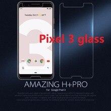 Для Google Pixel 3 XL Nillkin amazing H + Pro круглый край анти-взрыв Закаленное стекло протектор экрана пленка для Google Pixel 3 XL