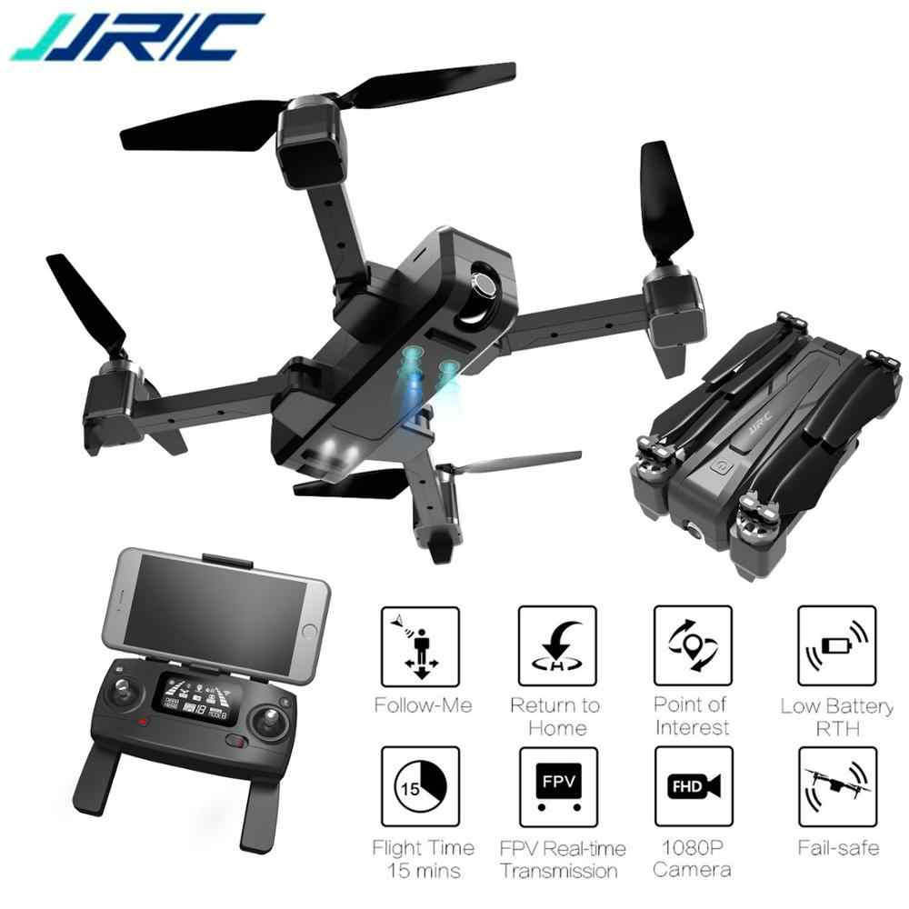 JJRC X11 RC Drone 5G WIFI FPV GPS With Wide Angle 2K Camera Helicopter 20mins Flight Time Quadcopter 3400mAh Foldable Drone