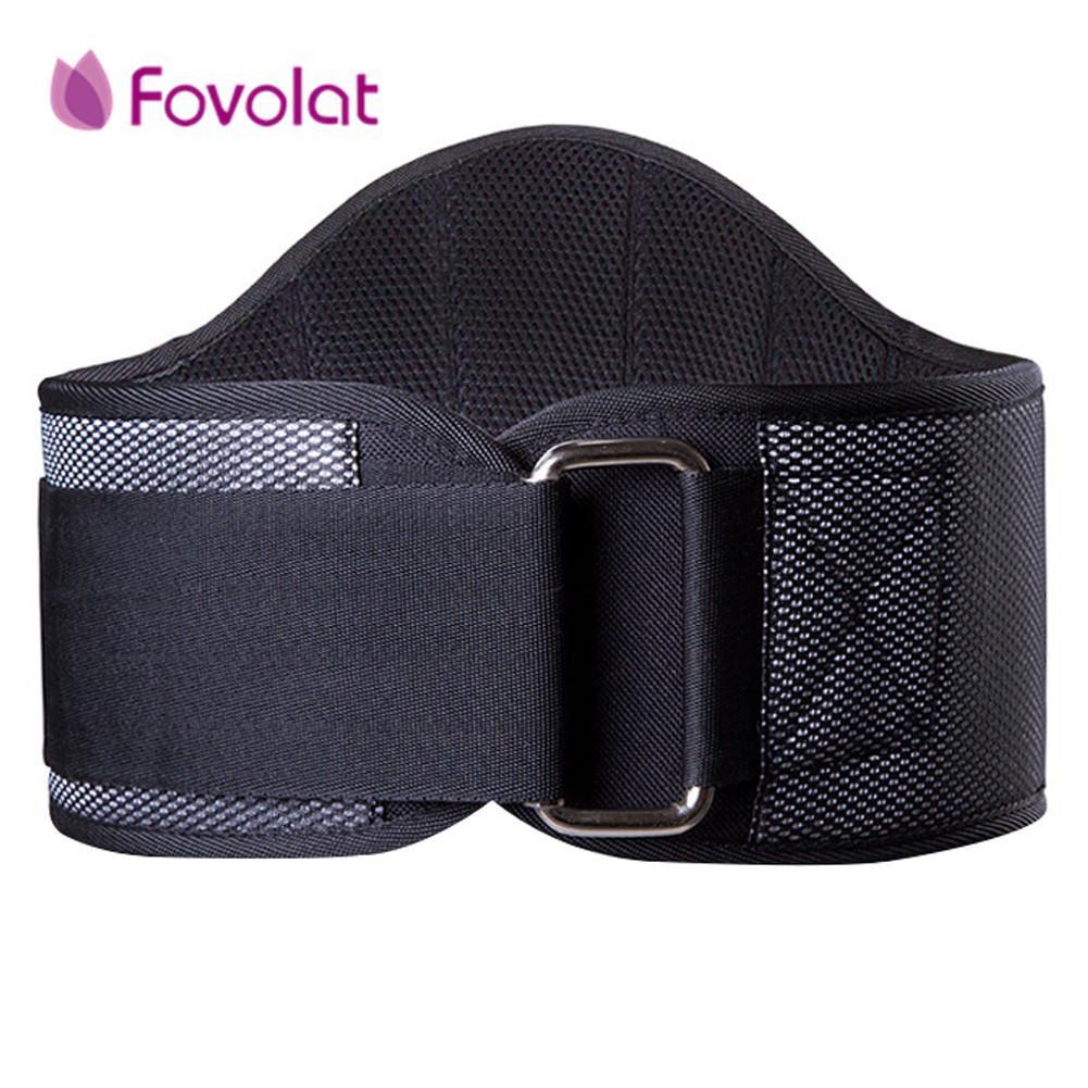 100% Lumbar Support Back Fitness Squat Belt Adjustable Compression Belt Protector Bodybuilding Hard Pull Weightlifting Training