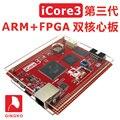 ICore3 ARM FPGA двухъядерный плата Ethernet высокоскоростной USB STM32F407 промышленного управления совета